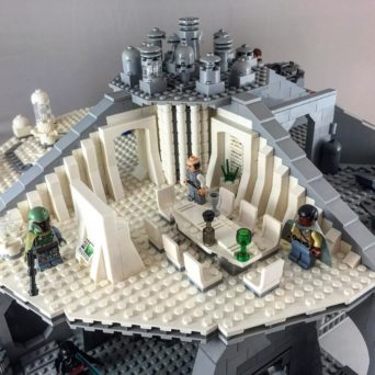 LEGO Star Wars Cloud City MOC